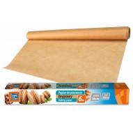Ravi Papier do pieczenia brązowy 6mx38cm
