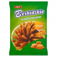 Aksam Beskidzkie nadziewane karmel Paluszki 100 g