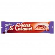 Milka Czekolada mleczna Peanut & Caramel 37 g