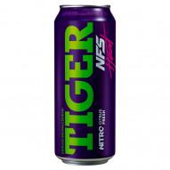 Tiger Nitro Gazowany napój energetyzujący o smaku limonki 500 ml