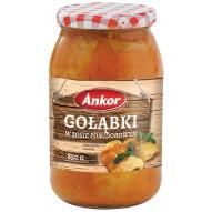 Ankor Gołąbki w sosie pomidorowy 0,85l